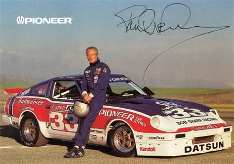 paul newman race car motorsport when nhra opened the doors to japanese funny