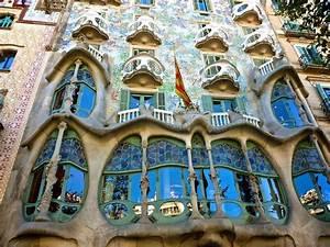 Art Nouveau Architecture : the most famous art nouveau buildings in europe gaudi ~ Melissatoandfro.com Idées de Décoration