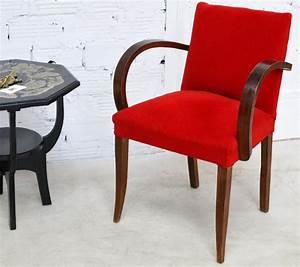 Fauteuil Années 50 : fauteuil bridge vintage piece unique ancienne ann es 40 50 ~ Dallasstarsshop.com Idées de Décoration