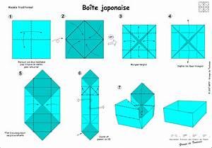 Comment Faire Une Boite En Origami : une feuille de papier une succession de plis pas de d coupe pas de colle l origami un art ~ Dallasstarsshop.com Idées de Décoration