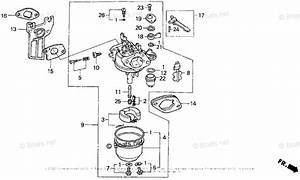 32 Honda Gx140 Parts Diagram