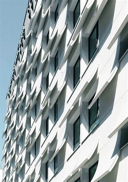 Concrete Facade Materialicious Hotel Pages Tweet
