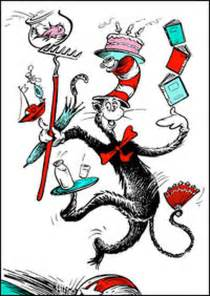 cat in the hat book why we mums are the cat in the hat dubai s desperate