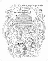Noahs 39s Getcolorings Journaling sketch template