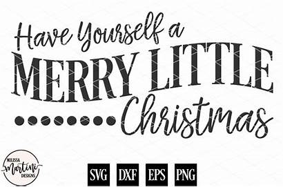 Merry Christmas Yourself Svg Sofontsy