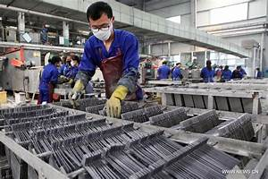 China's manufacturing picks up in October- China.org.cn