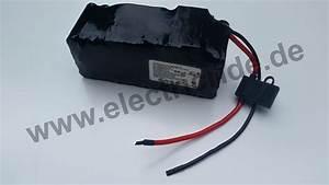 Batterie Kapazität Berechnen : li ion akku 36v 10ah 10s4p e bike shop ~ Themetempest.com Abrechnung