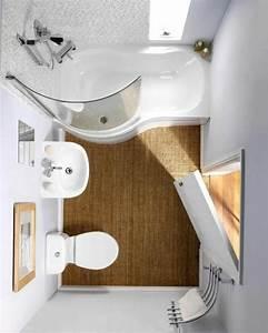Exemple De Petite Salle De Bain : ordinaire exemple de salle de bain avec douche et ~ Dailycaller-alerts.com Idées de Décoration