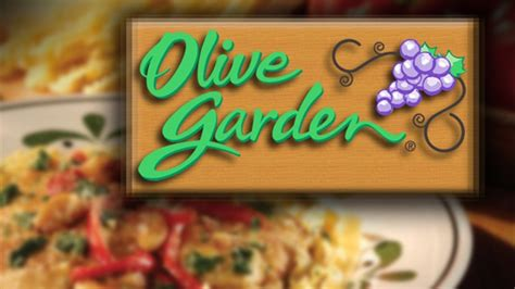 Olive Garden Serving Lunch To Select First Responders On