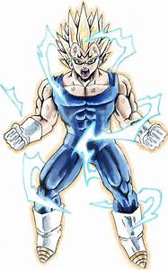 Majin Vegeta by Hulkster77 on DeviantArt