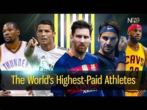 Top 5 Highest-Paid Athletes | The World's Highest-Paid ...