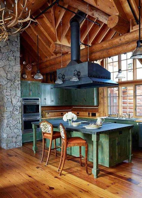 cuisine style montagne deco cuisine style montagne chaios com