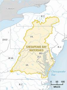 Chesapeake Bay Dead Zones Are Fading  But Proposed Epa