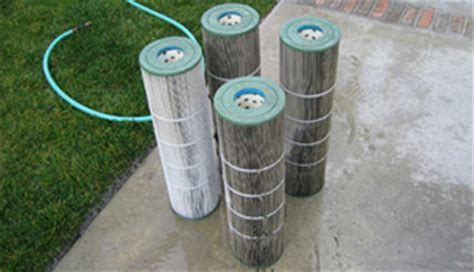 Pool & Spa Filter Cleaning
