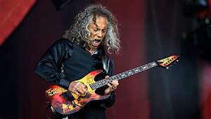 Metallica's Kirk Hammett says quitting booze has improved ...