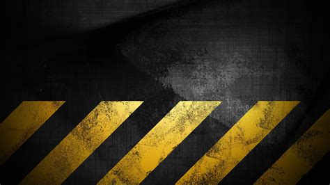 Hazard Backgrounds by 1 Grunge Warning Stripes Hazard Hd Wallpapers