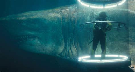 Meg From the Megalodon Shark