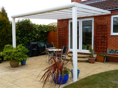 fixed roof terrace covers  samson awnings terrace covers