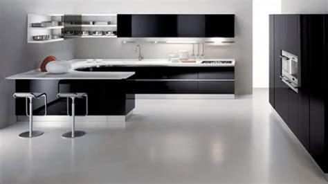 black kitchen design ideas black and white kitchen decobizz com