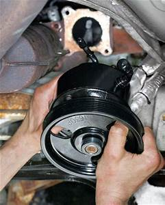 Power Steering Pump Replacement How to Replace Power