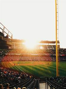 Happy Birthday, Safeco Field! Sunset at Safeco Field from ...