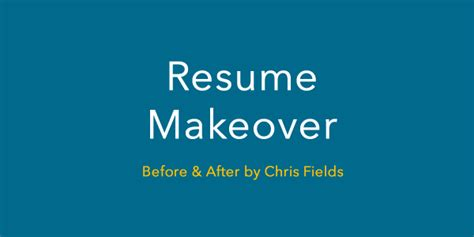 Resume Fields by Resume Makeover For Business Analyst Resume Careercloud