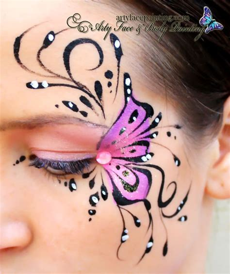 awesome face painting ideas  kids styletic