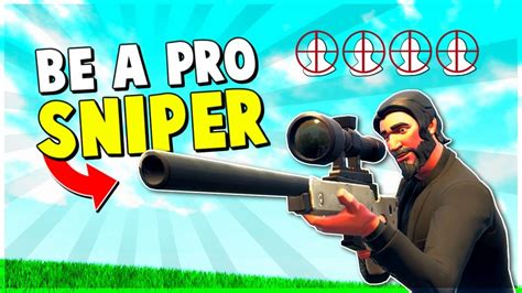 4 Ways To Be A Pro Sniper In 10 Minutes
