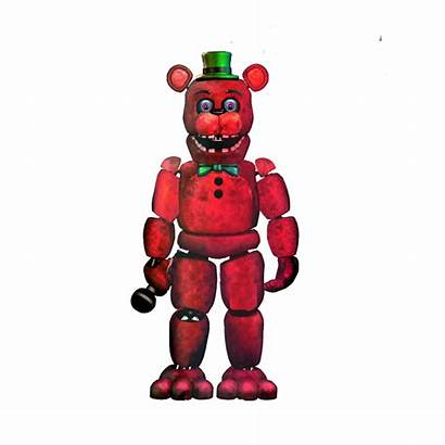 Fnaf Redbear Fixed Picsart Sticker