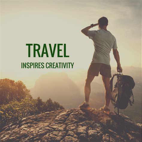 How Travel Inspires Creativity