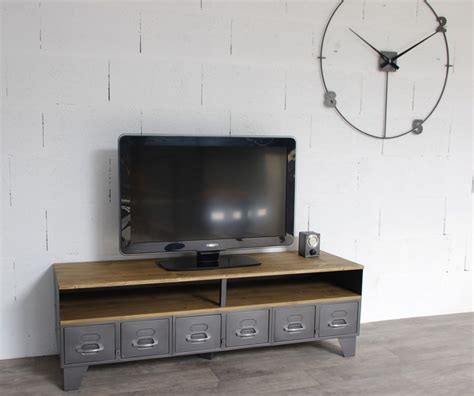 meuble tv industriel ikea home design architecture
