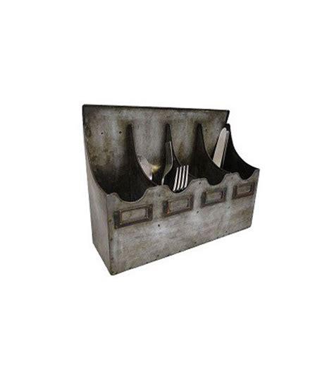 couverts de cuisine range couverts de cuisine mural en zinc wadiga com
