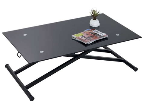 table basse escamotable stand up vente de table basse conforama