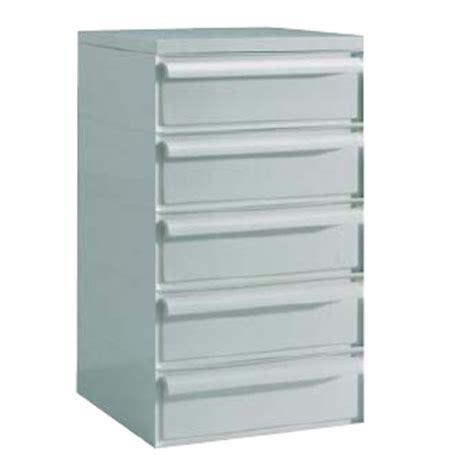 cassettiere kartell kartell cassetti 4605 mobile singolo