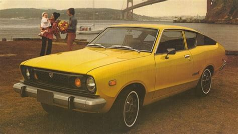 Datsun B210 Hatchback by Datsun B210 Station Wagon Two Door Hatchback Coupe Four