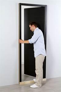 Installer un bloc porte diy family for Comment installer un bloc porte