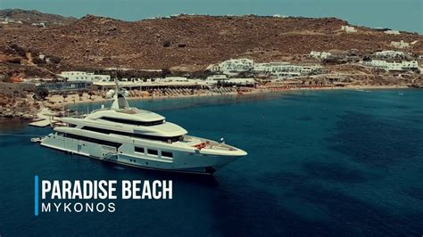 Paradise Beach Mykonos Teaser 2017 Youtube