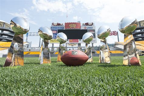 super bowl history pittsburgh steelers