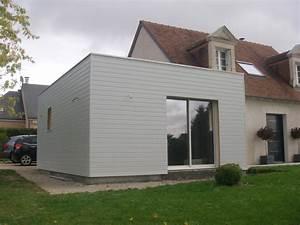 Agrandissement Maison : agrandissement d une maison ~ Nature-et-papiers.com Idées de Décoration