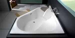 Baignoire D Angle Asymétrique : baignoire sabot baignoire asym trique ~ Premium-room.com Idées de Décoration