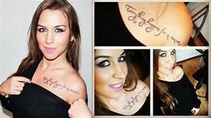 Tatouage Ephemere 6 Mois : tatouages301 tatouage temporaire 1 mois ~ Dallasstarsshop.com Idées de Décoration