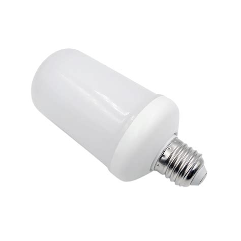 led flame flickering effect fire light bulb smd2835