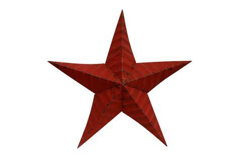 Large Amish Metal Barn Star By Lovestruck Interiors