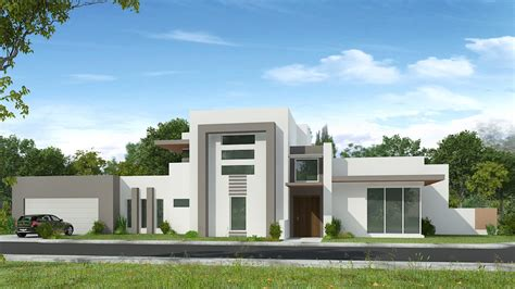 House Builder Design by Modern Architecture Environmentally Friendly Energy