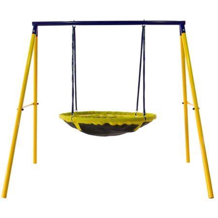 jump swing jump power ufo swing set walmart