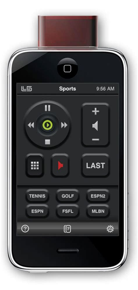 iphone remote l5 universal remote for iphone