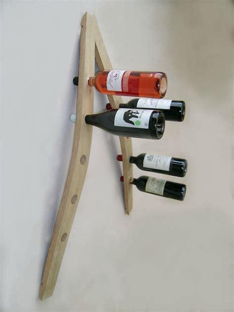 porte bouteille mural support bouteilles range bouteille