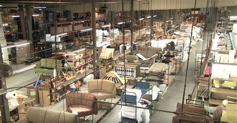 flexsteel furniture  shut  iowa plant  face