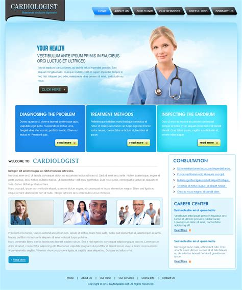 Webs Site Templates Web Templates Inventivewings