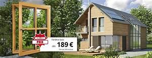Prix Fenetre Bois : fen tre bois sur mesure prix pas cher ~ Nature-et-papiers.com Idées de Décoration